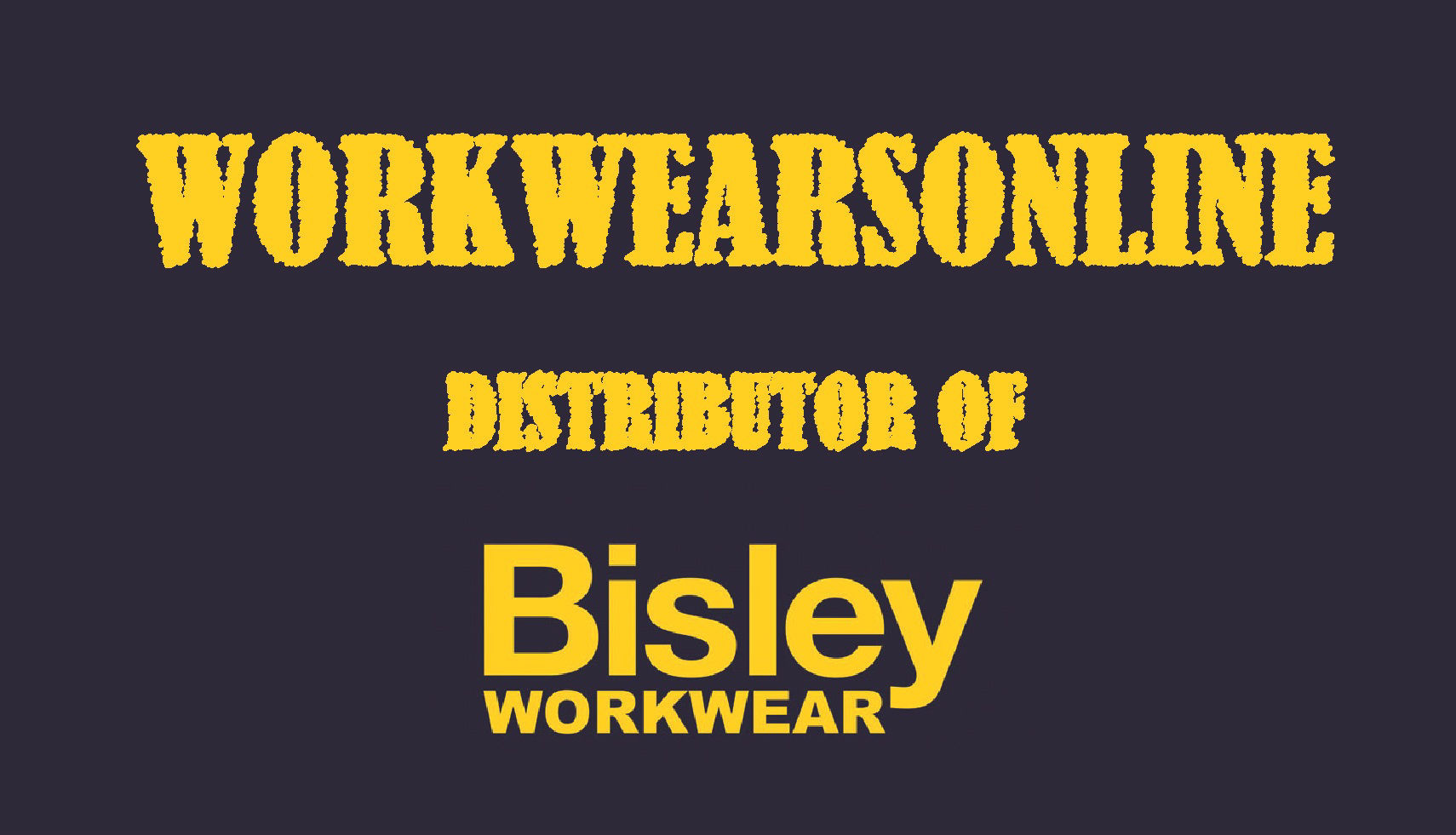 Workwears Online  Distributor of Bisley